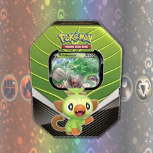 Load image into Gallery viewer, Pokémon TCG: Galar Partners Tin