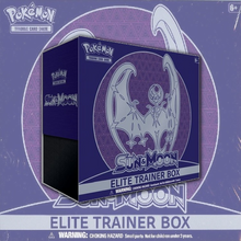 Load image into Gallery viewer, Sun and Moon Elite Trainer Box