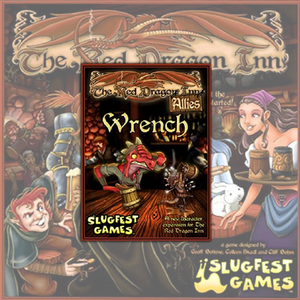 The Red Dragon Inn Allies: Wrench