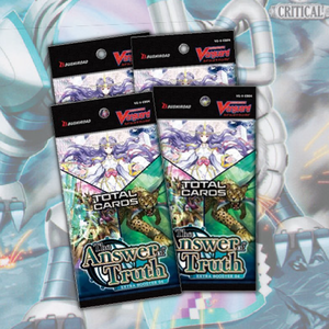 Cardfight! Vanguard Extra Booster 04: The Answer of Truth Booster