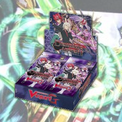 Cardfight Vanguard G Booster 11: Demonic Advent Booster Box