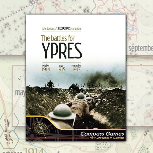 Red Poppies campaigns Volume 1: The battles for Ypres