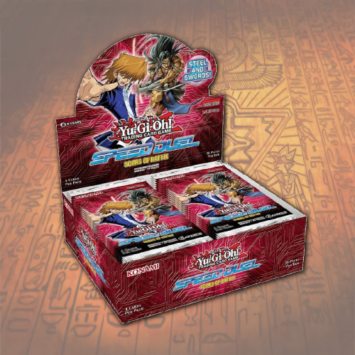 Speed Duels: Scars of Battle Booster Box