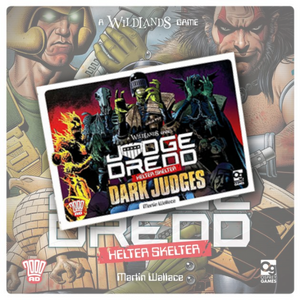 Judge Dredd Helter Skelter: Dark Judges