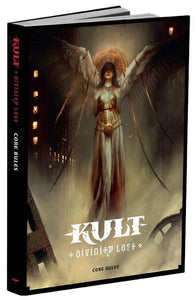 Kult: Divinity Lost - 4th Edition of Kult, Core Rules Kult Modiphius Entertainment