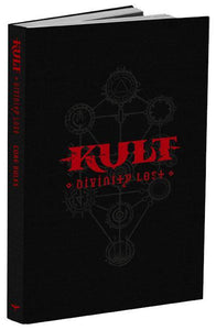 KULT: Divinity Lost Black Edition - 4th Edition Core Rules Kult Modiphius Entertainment