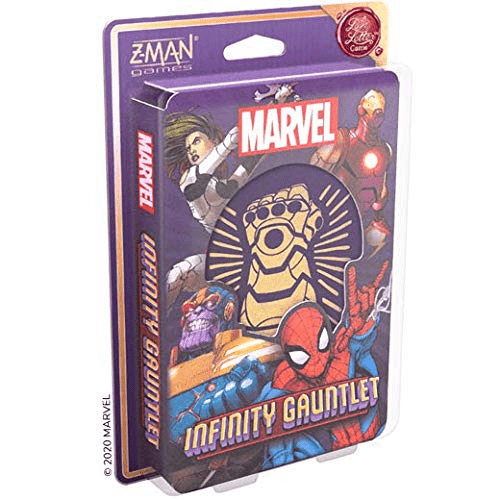 Marvel infinity gauntlet (a love letter game)