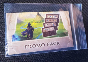 Mystery of the Temples Promo Pack