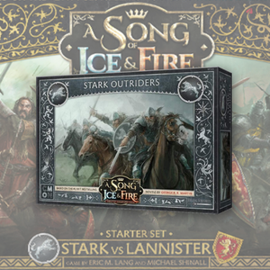 Stark Outriders: A Song Of Ice and Fire Exp.
