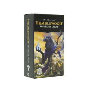 Humblewood RPG: Reference Cards