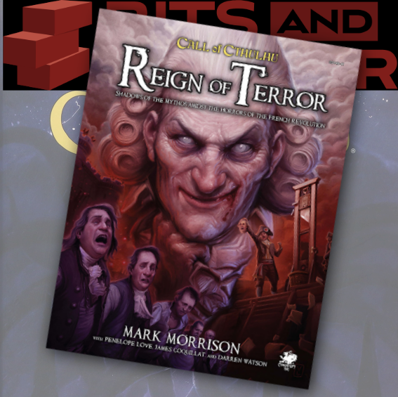 Reign of Terror (Call of Cthulhu Adventure - Revolutionary France)