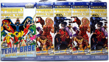 Load image into Gallery viewer, Teen Titans HeroClix booster brick - 8+1 booster