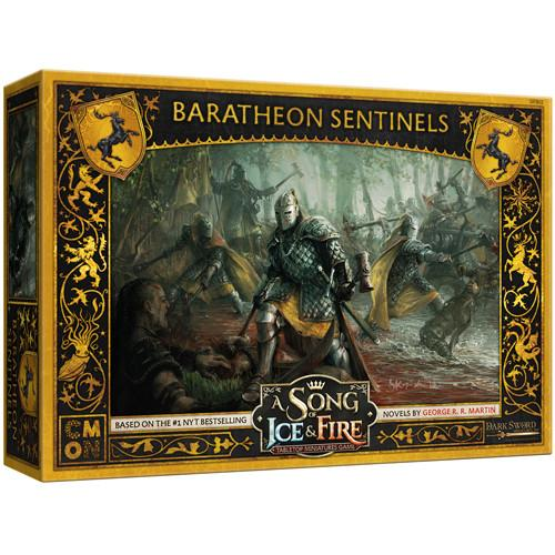 Baratheon Sentinels: A Song Of Ice and Fire Exp.