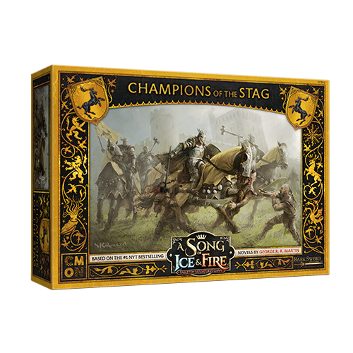 Baratheon Champions of the Stag: A Song Of Ice and Fire Exp.