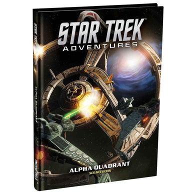 Star Trek Adventures: Alpha Quadrant Sourcebook Star Trek Supplements Modiphius Entertainment