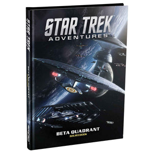 Star Trek Adventures: Beta Quadrant Sourcebook Star Trek Supplements Modiphius Entertainment