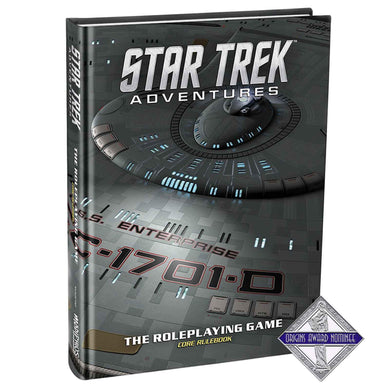 Star Trek Adventures: Collector's Edition - Core Rulebook Star Trek Core Book Modiphius Entertainment