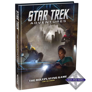 Star Trek Adventures: Core Rulebook Star Trek Core Book Modiphius Entertainment