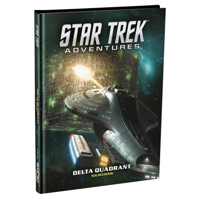 Star Trek Adventures: Delta Quadrant Sourcebook Star Trek Supplements Modiphius Entertainment