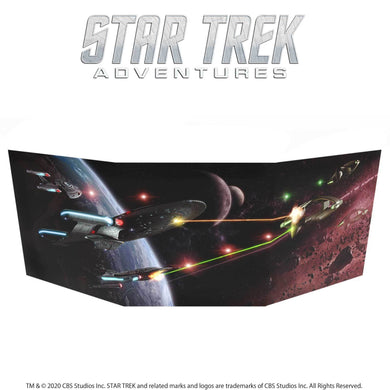 Star Trek Adventures: Gamemaster Screen Star Trek Accessories Modiphius Entertainment
