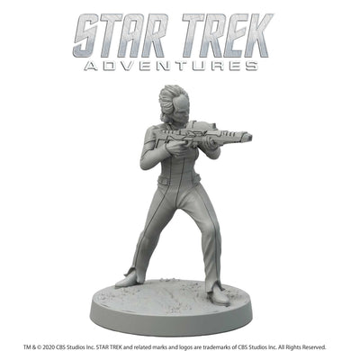 Star Trek Adventures Miniatures: Next Generation Denobulan Female Star Trek Miniatures Modiphius Entertainment