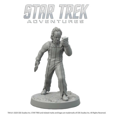 Star Trek Adventures Miniatures: Next Generation Denobulan Male Star Trek Miniatures Modiphius Entertainment