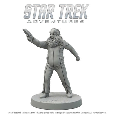 Star Trek Adventures Miniatures: Next Generation Tellarite Male Star Trek Miniatures Modiphius Entertainment