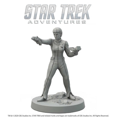 Star Trek Adventures Miniatures: Next Generation Vulcan Female Star Trek Miniatures Modiphius Entertainment