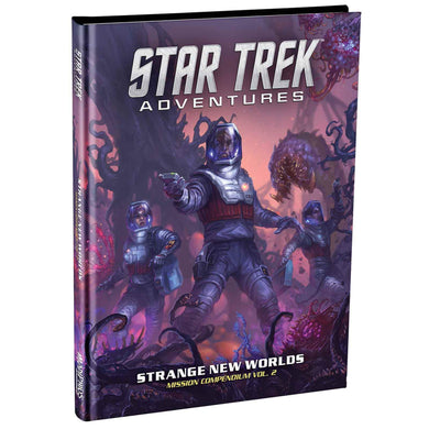 Star Trek Adventures: Strange New Worlds - Mission Compendium Vol. 2 Supplement Star Trek Supplements Modiphius Entertainment