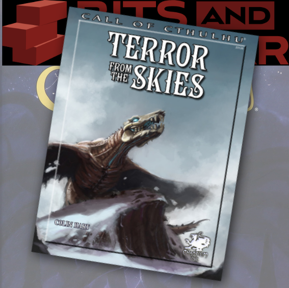 Terror From the Skies (Call of Cthulhu Campaign)