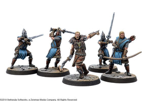 The Elder Scrolls Call To Arms Stormcloak Resin Faction Starter Set