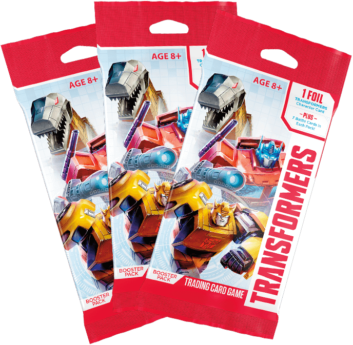 Transformers TCG Set 01 Booster