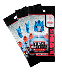 Transformers TCG Set 05: Titan Masters Attack Booster