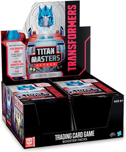 Transformers TCG Set 05: Titan Masters Attack Box