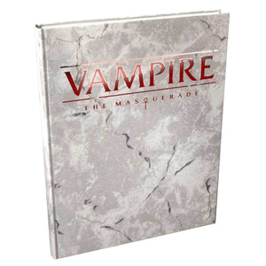 Vampire: The Masquerade, 5th edition - Deluxe Rulebook Vampire: The Masquerade Modiphius Entertainment