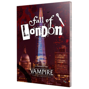 Vampire: The Masquerade 5th Edition: Fall of London Vampire: The Masquerade Modiphius Entertainment