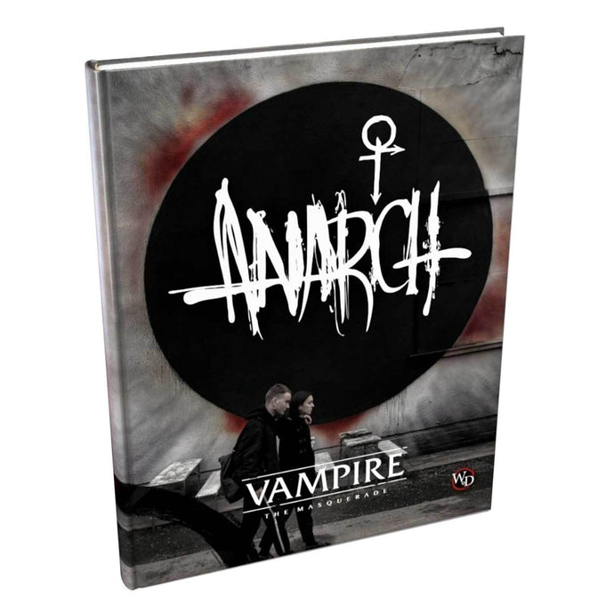 Vampire: The Masquerade, The Anarch (sourcebook) Vampire: The Masquerade Modiphius Entertainment