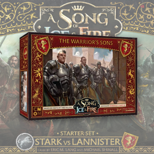 Lannister Warrior's Sons: A Song Of Ice and Fire Exp.