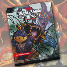 Load image into Gallery viewer, Explorers Guide to Wildemount (Dungeons & Dragons)