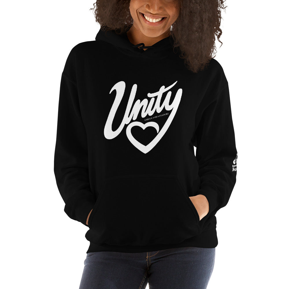 Unity Is Love Hoodie Wear