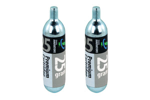 Genuine Innovations 2x 25g CO2 Cartridge