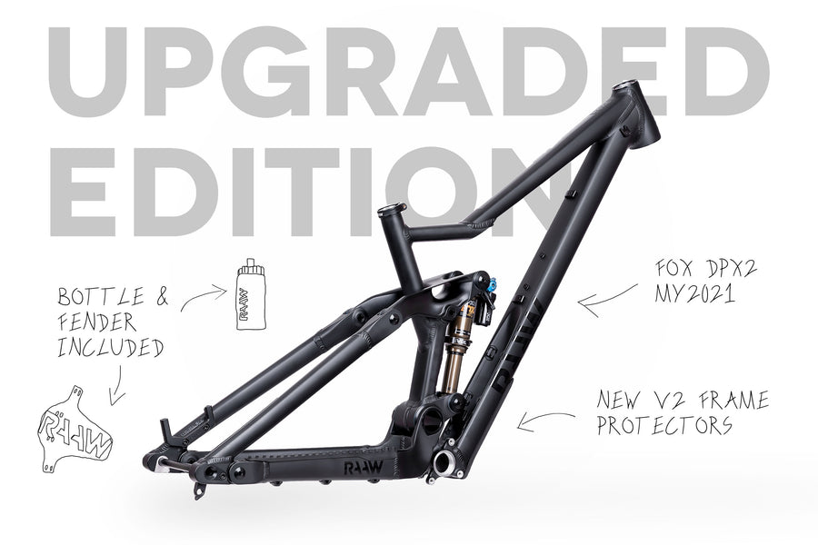 Madonna V1 Frame Kit Upgraded Edition