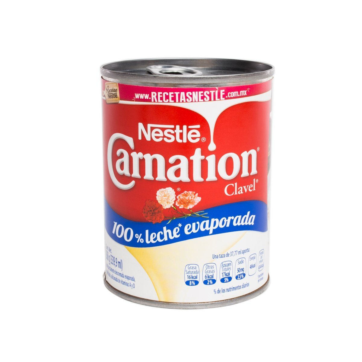 Leche Evaporada Carnation 360 Ml