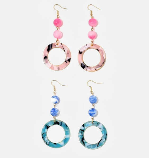 """Celine"" Earrings"