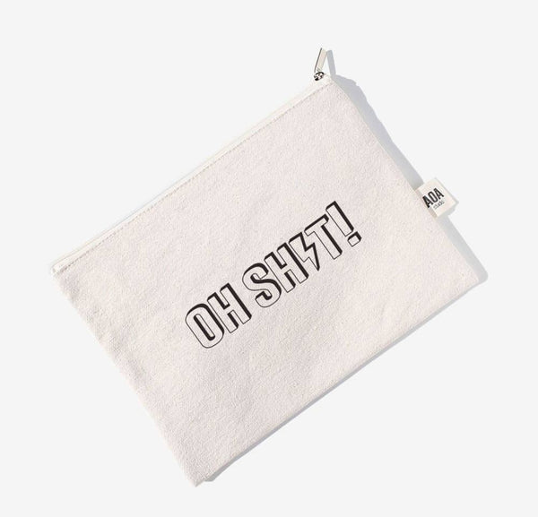 Oh Sh⚡t Makeup Pouch