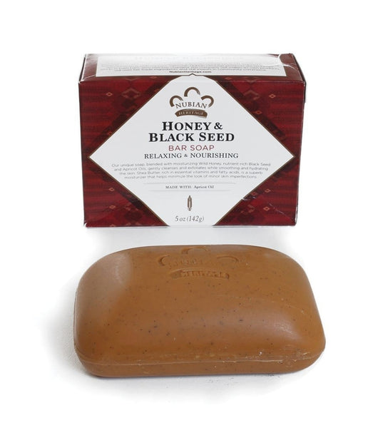 Honey and Black Seed Soap