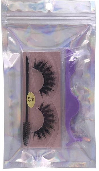"""Boss"" Eyelash Set"