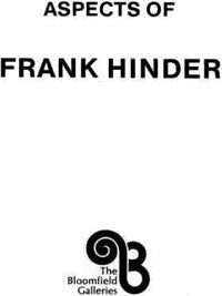 Aspects of Frank Hinder: Social Comment