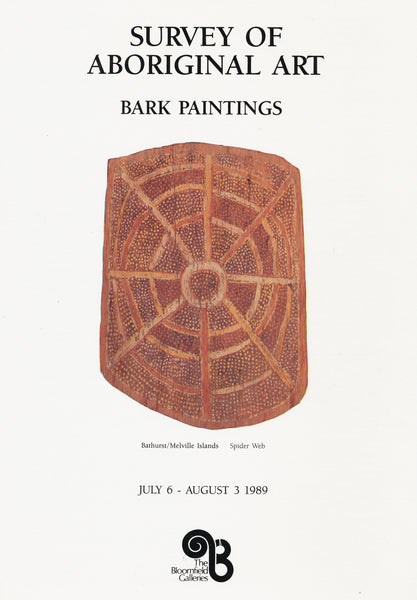 Survey of Aboriginal Art: Bark Paintings