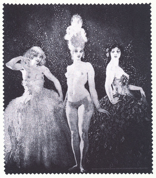 Norman Lindsay - Three Dresses